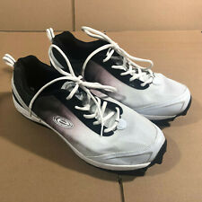 Elite Sports Usa Softball Baseball Men's Size 12, white, new w defects, no tags