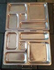 PlanetBox ROVER Stainless SteelLunch Bento Box 5 Compartments