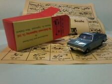RE-RELEASE Fun Ho  # FH57 HOLDEN UTE Silvery Blue  67mm long  made  New Zealand