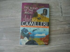 ANDREA CAMILLERI-THE SCENT OF THE NIGHT-IN INGLESE-PICADOR-2007
