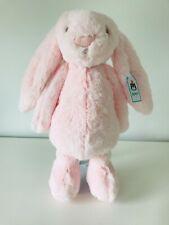 JELLYCAT Bashful Pink Bunny Medium 31cm - Soft plush toy