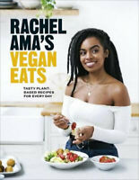NEW Rachel Ama's Vegan Eats By Rachel Ama Hardcover Free Shipping