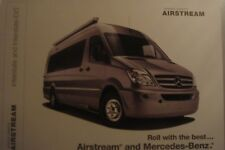 Airstream Interstate Wohnmobil in Kooperatuion mit Mercedes Benz entstanden