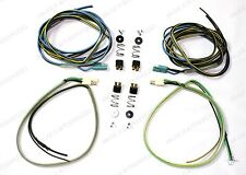 NEW 1957 57 Lincoln Signal Park Light Lamp Wiring Pair Left & Right NOS QUALITY