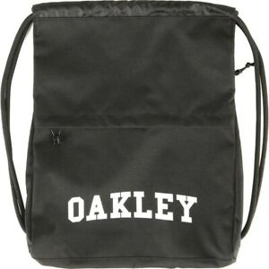 OAKLEY Satchel College Bag - *BRAND NEW* with tags - Blackout - NO RESERVES