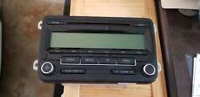 Genuine VW  Radio / CD player Original Blaupunkt ,Tiguan, Amarok,Golf etc.