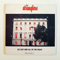 """THE STRANGLERS : ALL DAY & ALL OF THE NIGHT (12"""" MIX) + LIVE ♦ 1987 CD Single ♦"""