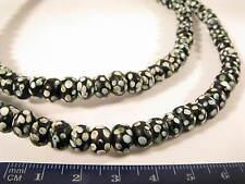 Antiguedad abalorios Venecia b17 Antique Venetian Glass trade Eye beads afrozip