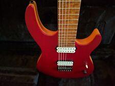 Kiesel Custom DC7X 7-String Neck-Thru Guitar Mint