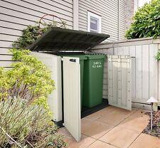 Keter Store It Out Max Bin Storage No Rust No Fade 2 240 L Wheelie Bin Outdoor