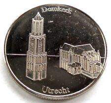 Dutch Heritage Collectors Coin DOMKERK UTRECHT UNC Token 31mm 13g Alpaca TT10.4
