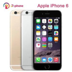 "Original Apple iPhone 6 Dual Core  4.7""  IOS 16/64GB 1.4GHz 8MP 3G/4G smartphone"