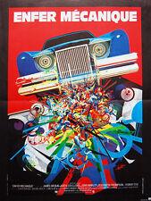Affiche 40x60cm ENFER MECANIQUE /THE CAR 1977  James Brolin, Kathleen Lloyd