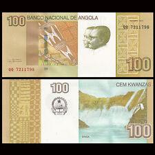 Angola 100 Kwanzas, 2012, P-153, UNC