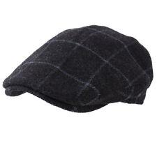 Béret - casquette plate homme ou femme Advancer - noir-bleu