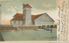 Chicago IL * U.S. Lifesaving Station  1907 *   Rescue Lifeboat