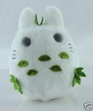 Cartoon  My Neighbor Totoro cool soft white  plush DOLL white-totoro FABRIC