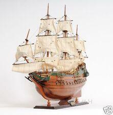 "Batavia Dutch East Indies Company Model Tall Ship 37"" Wooden Indiaman Replica"