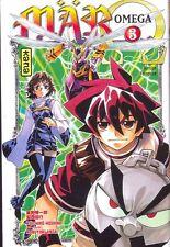 MAR OMEGA tome 3 Anzai Hoshino