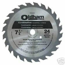 """B7254524 OLDHAM 7-1/4"""" COMBO IND CARBIDE 24T - QTY 4"""