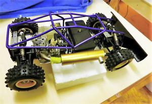 Robbe Pantera - 1/8 Off Road Buggy  4 WD - 3,5 ENYA - aufwendig restauriert !!