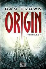Origin von Dan Brown (2018, Taschenbuch)