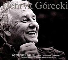 LONDON PHILHARMONIC ORCHESTRA & ANDREY BOREYKO - GORECKI: SYMPHONY NO. 4