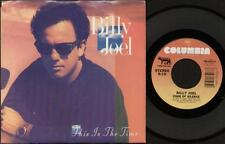 "BILLY JOEL This Is The Time 7"" VINYL USA Pressing"