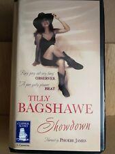 Showdown - Tilly Bagshawe - Clipper Audio 15 Cassette Unabridged Audio Book