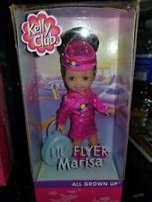 Kelly Club Lil' Flyer Marisa Doll #56622 New in Box 2002 Mattel, inc. 3+ NRFB