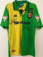 Manchester United Men Green International Club Soccer Fan Apparel And Souvenirs For Sale Ebay