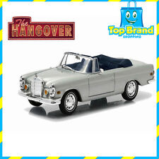 The Hangover 1969 Mercedes-Benz 280 SE with Top Down - 1:43 scale movie cars