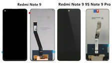 Genuine LCD Display Touch Screen Digitizer For Xiaomi Redmi Note 9 / 9S / 9 Pro