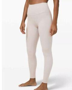"NWT Lululemon Align Chrome High Rise Pant Inseam 28"" Women's Size 8"