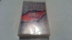 AC/DC: The Razors Edge USA Hard Classic Rock Cassette Tape 1990