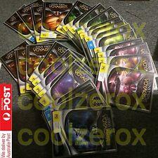 Sale Star Trek Voyager DVD Complete Season 1234567 - Aus Release - Aus Seller