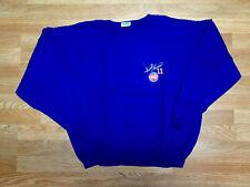 Vintage DS Detroit Pistons Isiah Thomas Crewneck Sweatshirt Detroit Bad Boys Era