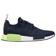 Brand New Men's Adidas Originals NMD R1 Athletic Slip-On Sneakers | Legend Blue