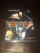 Fatal Frame III: The Tormented (Sony PlayStation 2, 2005)
