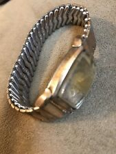 Vintage Bulova L3 Kreisler 1/20 10k Gold top Filled Watch 17 Jewels 10BT