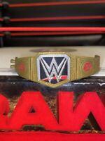 WWE Heavyweight Universal WWF Title Belt Action Figure Mattel