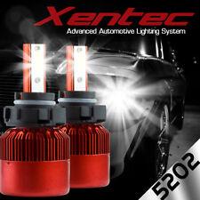 XENTEC LED HID 6K Foglight Conversion kit 5202 12086 H16 GMC Sierra 2007-2015