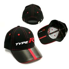 Genuine Honda Type R Black & Red Baseball Cap (Civic/Integra)