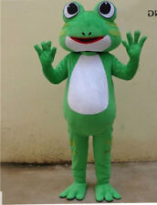 2018 Frog Prince Mascot Costume Cosplay Cosplay Outfits Parade Party Suit Dress