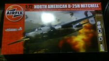 Airfix North American B-25H Mitchell 1:72 scale Model Kit