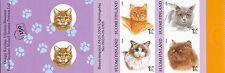 Finland 2006 Mnh Booklet - Cats Domestic - Persian - British Shorthair - Ragdoll