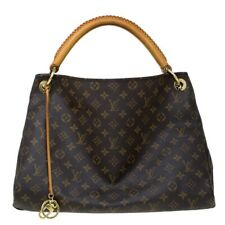 Louis Vuitton Artsy MM Monogram Canvas Authentic Handbag