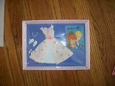 Barbie REPRODUCTION LET'S PLAY GARDEN PARTY FASHION SET 2012