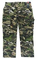 Under Armour UA Storm Field Ops Pants Mens Forest Camo Hunting 1313212-940