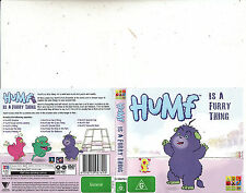 HUMF-Is A Furry Thing-2010-[13 Episodes]-Animated HUMF-DVD